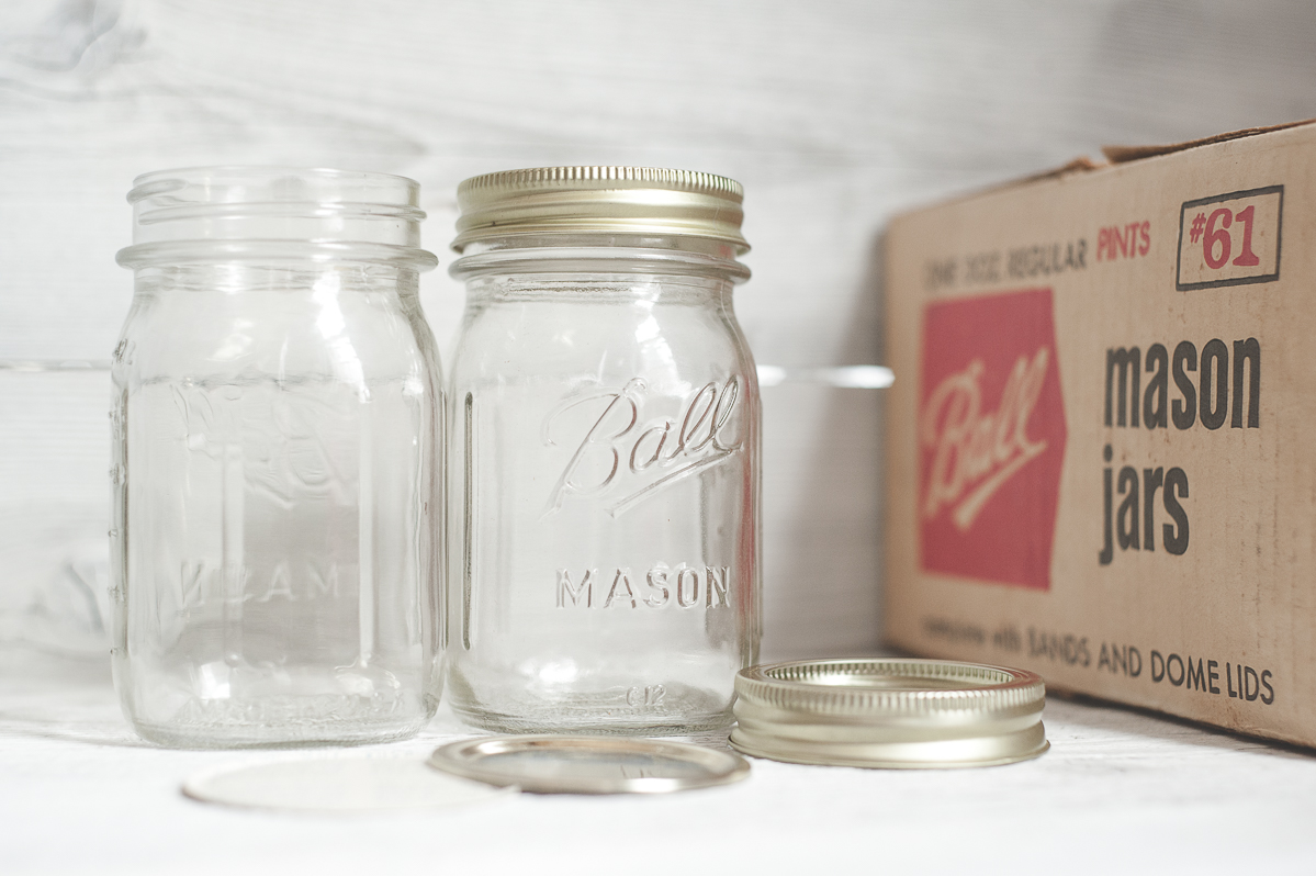 Vintage Mason Jar Finds