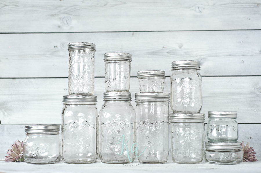 Ball Mason Jar Styles