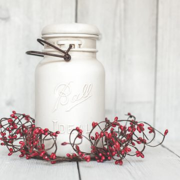 Holiday Mason Jar Round Up