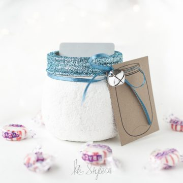 Snowball Mason Jar