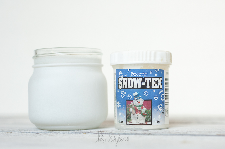 Snow-Tex by DecoArt