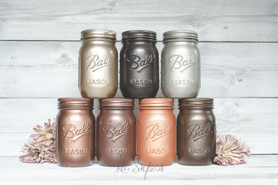Rustoleum Metallic Colors Copper Silver And Black Ka Styles