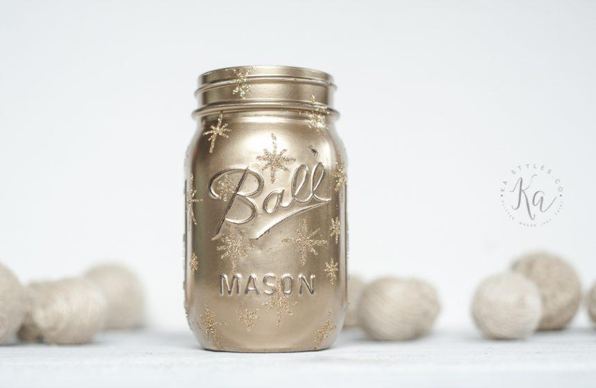 Twinkle, Twinkle Mason Jar