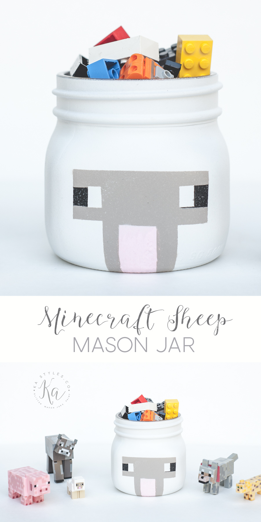 minecraft-mason-jar-sheep
