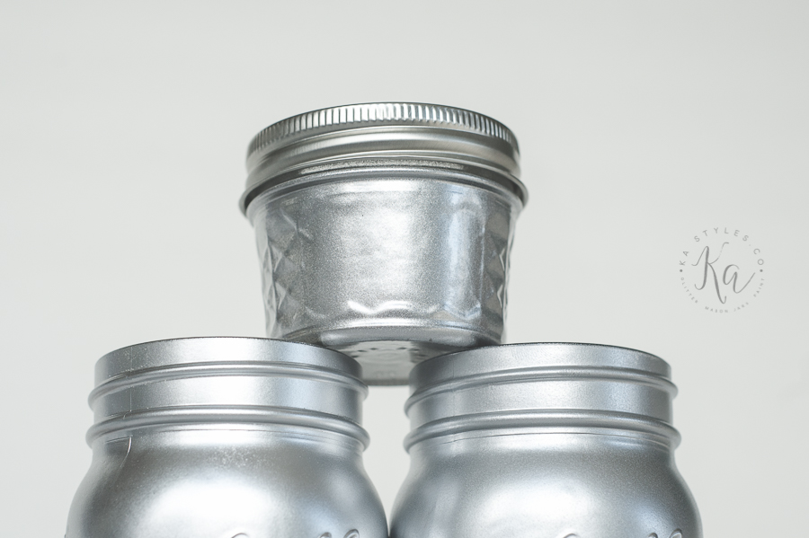 Rust-oleum silver and gray spray paint colors. Titanium Silver