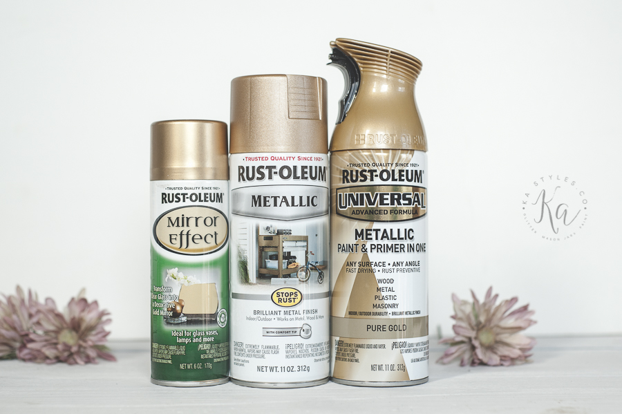 rust oleum metallic spray paints ka styles. Black Bedroom Furniture Sets. Home Design Ideas