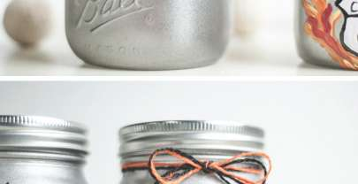 Business Branded Mason Jars