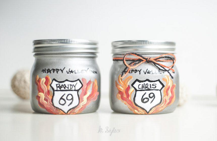Business Branded Mason Jars