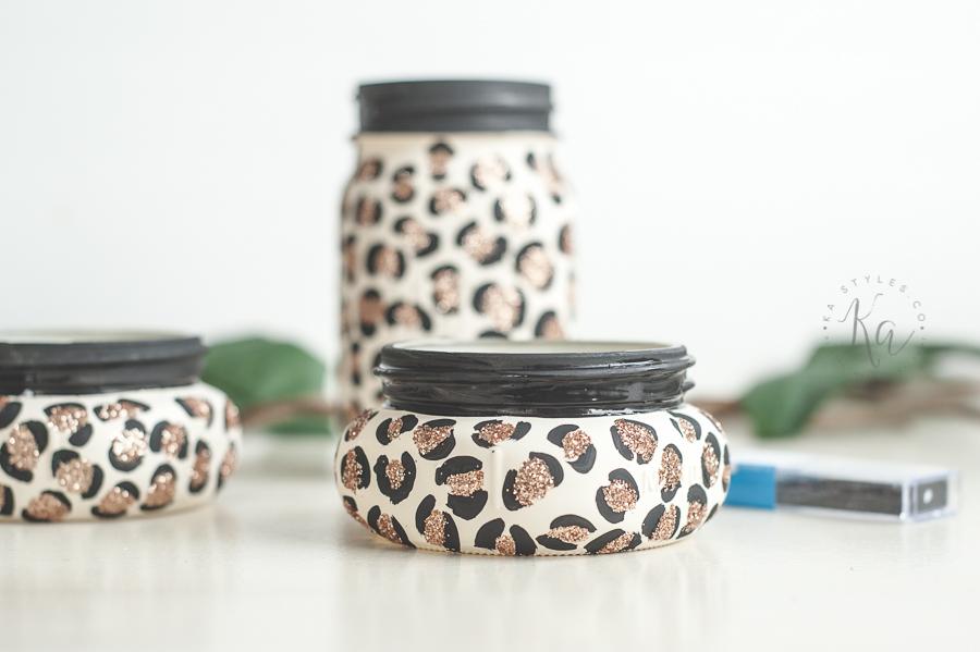 leopard-print-glitter-mason-jar-11