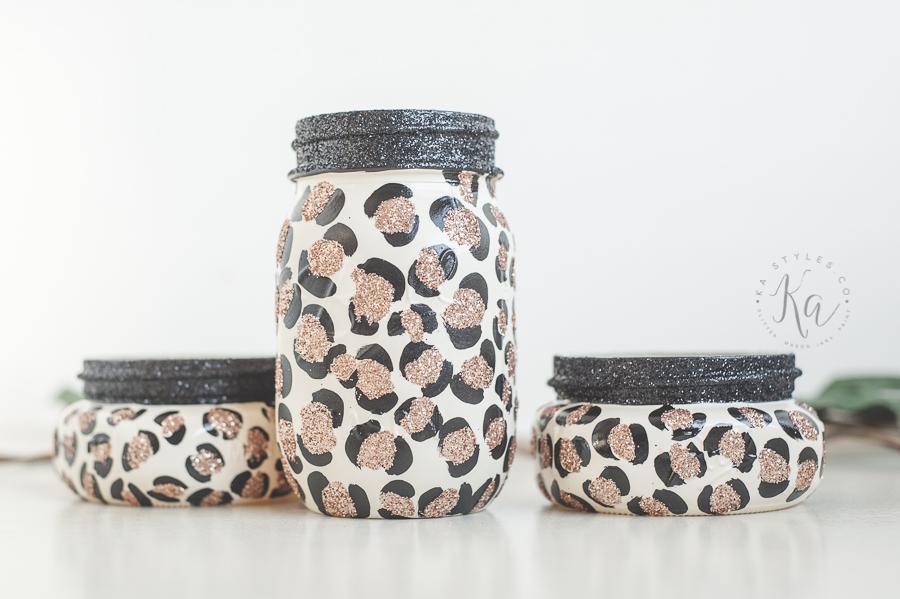 leopard-print-glitter-mason-jar-12