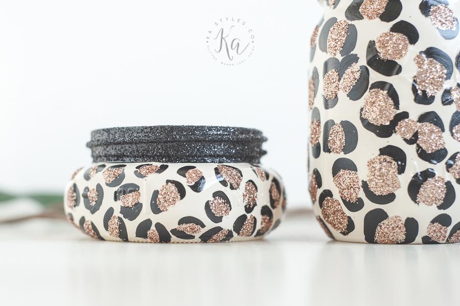 leopard-print-glitter-mason-jar-6