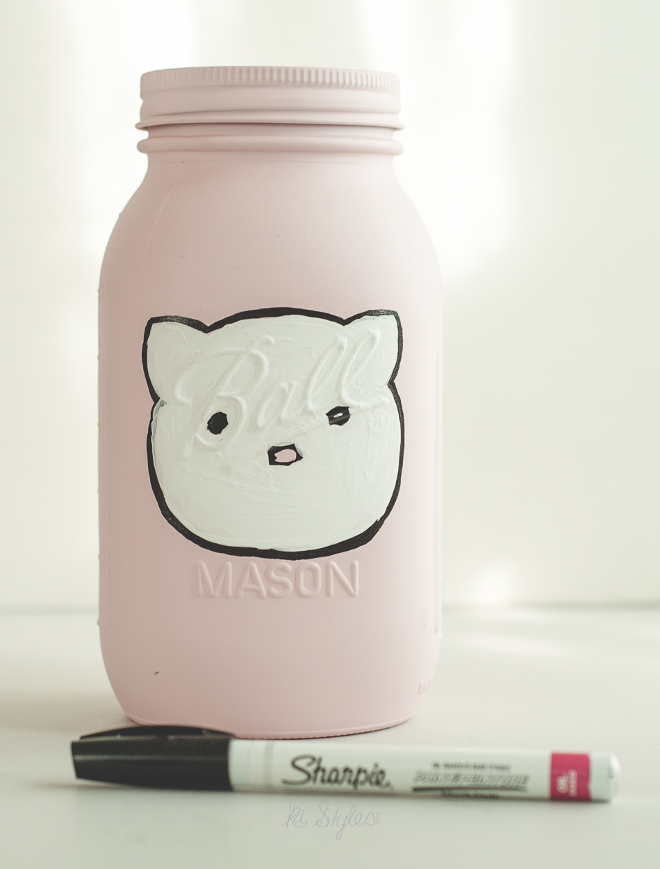 hello-kitty-mason-jar