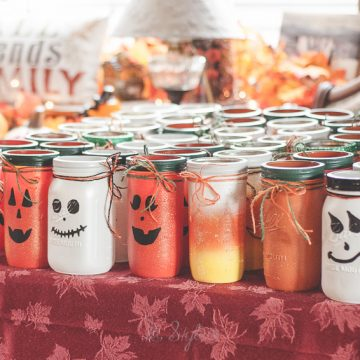 Pumpkins, Candy Corn and Ghosts Oh MY!