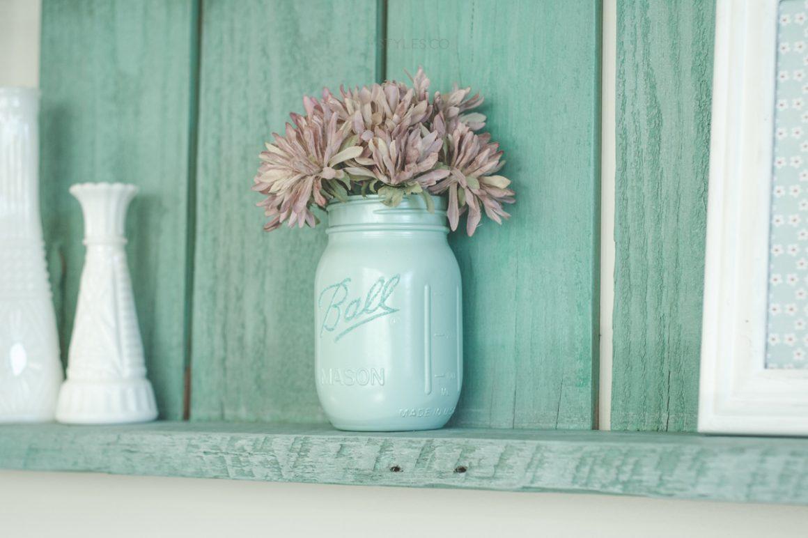 Milk Glass Spray Paint Valspar