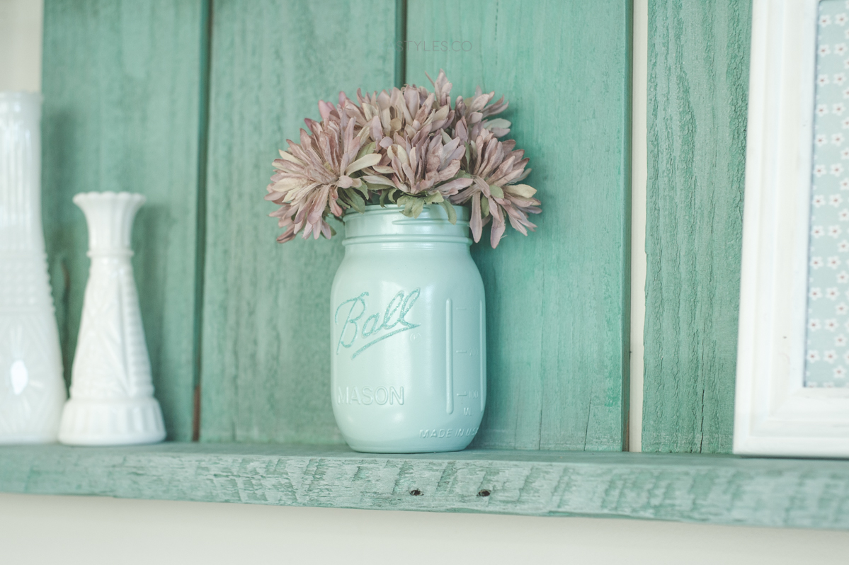 Valspar Milk Glass Spray Paint