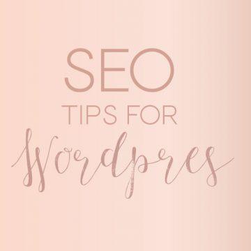 5 Basic SEO Tips for WordPress