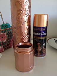 Copper spray paint UK.