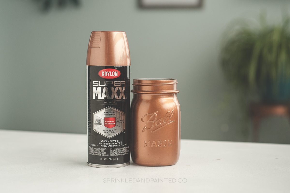 Copper Spray Paint Colors - KA Styles