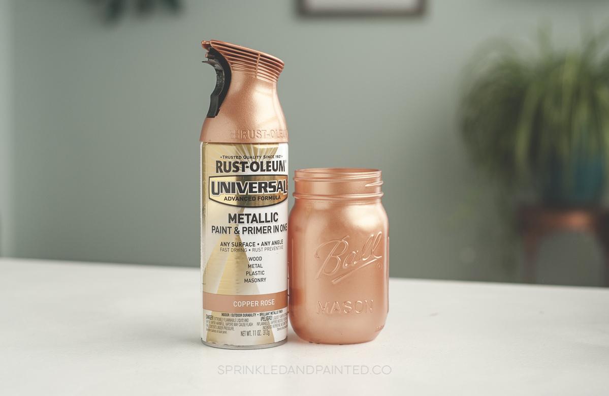 Copper spray paint colors.