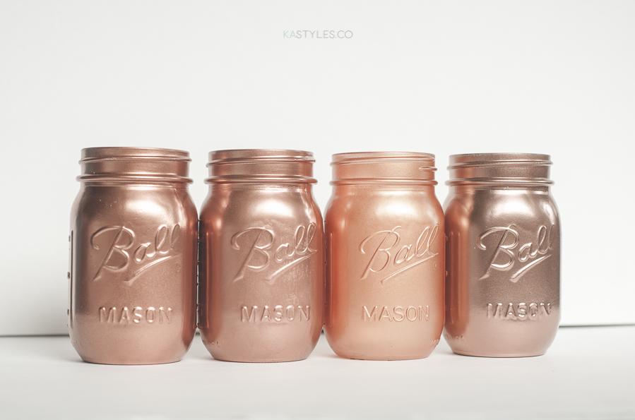 Copper Spray Paint Colors