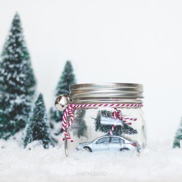 Subaru in A Mason Jar: Silver Legacy