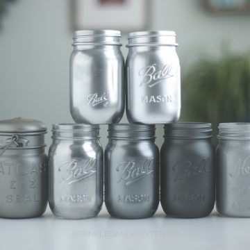 Silver Spray Paint Colors