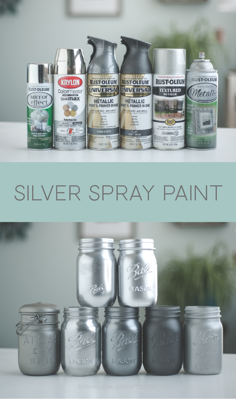 Spray Painting Metal Light Fixtures