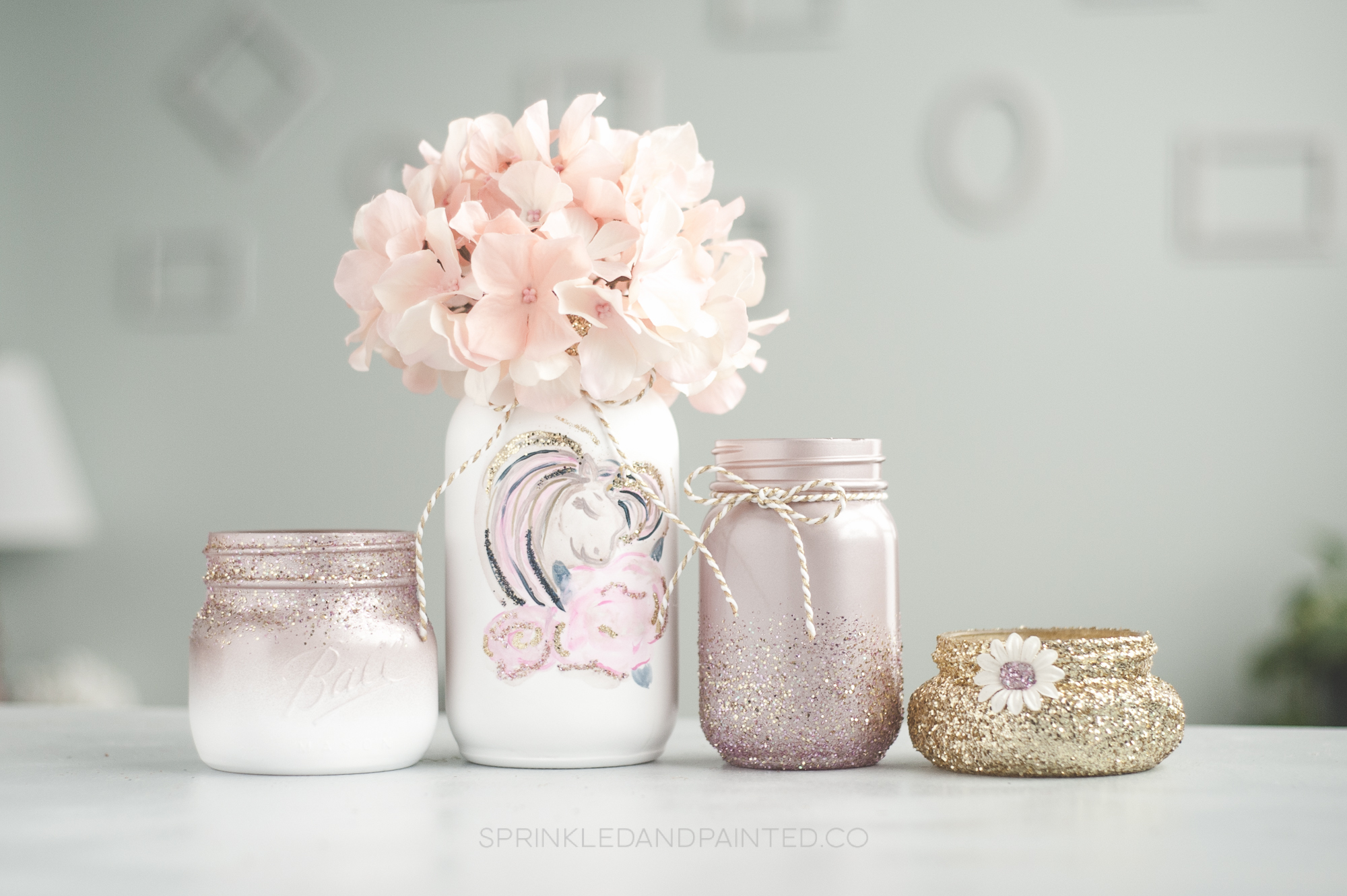 Inspiration Mason Jar sets